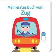 Cover-Bild zu Choux, Nathalie (Illustr.): Mein erstes Buch vom Zug