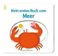 Cover-Bild zu Choux, Nathalie (Illustr.): Mein erstes Buch vom Meer
