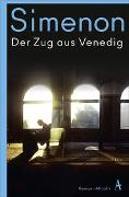 Cover-Bild zu Simenon, Georges: Der Zug aus Venedig