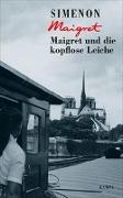 Cover-Bild zu Simenon, Georges: Maigret und die kopflose Leiche