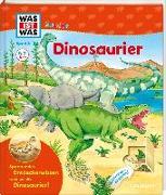 Cover-Bild zu Oftring, Bärbel: WAS IST WAS Junior Band 3. Dinosaurier