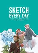 Cover-Bild zu Grünewald, Simone: Sketch Every Day