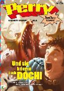 Cover-Bild zu Hirdt, Kai: Perry - unser Mann im All 133: Und sie kriegen euch doch! (eBook)