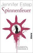 Cover-Bild zu Estep, Jennifer: Spinnenfeuer (eBook)
