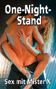 Cover-Bild zu Müller, Andreas: One Night Stand (eBook)