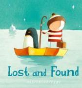 Cover-Bild zu Jeffers, Oliver: Lost and Found