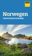 Cover-Bild zu Nowak, Christian: ADAC Reiseführer Norwegen (eBook)