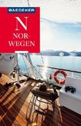 Cover-Bild zu Knoller, Rasso: Baedeker Reiseführer Norwegen (eBook)