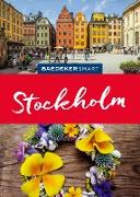 Cover-Bild zu Knoller, Rasso: Baedeker SMART Reiseführer Stockholm (eBook)