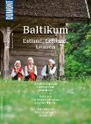 Cover-Bild zu Nowak, Christian: DuMont Bildatlas Baltikum (eBook)