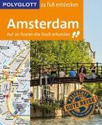 Cover-Bild zu Knoller, Rasso: POLYGLOTT Reiseführer Amsterdam zu Fuß entdecken (eBook)