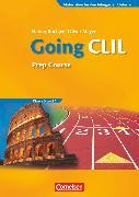 Cover-Bild zu Materialien für den bilingualen Unterricht, Fachübergreifende Begleitmaterialien, 5./6. Schuljahr, Going CLIL - Prep Course, Workbook von Böttger, Heiner