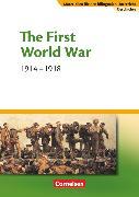 Cover-Bild zu Materialien für den bilingualen Unterricht, CLIL-Modules: Geschichte, 8./9. Schuljahr, The First World War - 1914-1918, Textheft von Weeke, Annegret