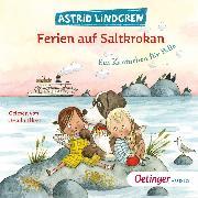 Cover-Bild zu Lindgren, Astrid: Ferien auf Saltkrokan. Ein Kaninchen für Pelle (Audio Download)