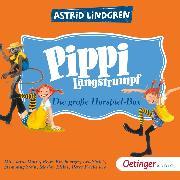 Cover-Bild zu Lingren, Astrid: Pippi Langstrumpf. Die große Hörspielbox (Audio Download)