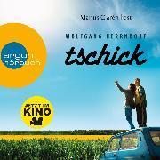 Cover-Bild zu Herrndorf, Wolfgang: Tschick (Ungekürzte Lesung) (Audio Download)