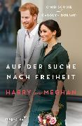 Cover-Bild zu Durand, Carolyn: Harry und Meghan: Auf der Suche nach Freiheit (eBook)