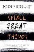 Cover-Bild zu Picoult, Jodi: Small Great Things (eBook)