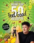 Cover-Bild zu CrispyRob: CrispyRobs meine Top 50 Feel Good Rezepte (eBook)
