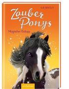 Cover-Bild zu Bentley, Sue: Zauberponys - Magischer Galopp