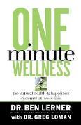 Cover-Bild zu Lerner, Ben: One Minute Wellness