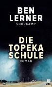 Cover-Bild zu Lerner, Ben: Die Topeka Schule