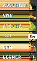 Cover-Bild zu Lerner, Ben: Abschied von Atocha (eBook)