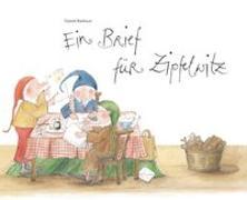 Cover-Bild zu Badraun, Daniel: Ein Brief für Zipfelwitz