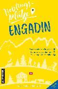 Cover-Bild zu Badraun, Daniel: Lieblingsplätze Engadin (eBook)