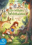 Cover-Bild zu Schütze, Andrea: Die wilden Waldhelden. Kaninchen in Not (eBook)