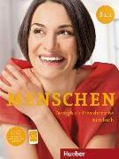 Cover-Bild zu Menschen B1/1 Kursbuch von Braun-Podeschwa, Julia