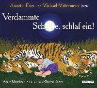 Cover-Bild zu Mansbach, Adam: Verdammte Scheiße, schlaf ein! (Audio Download)