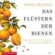 Cover-Bild zu Segovia, Sofía: Das Flüstern der Bienen