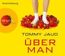Cover-Bild zu Jaud, Tommy: Überman