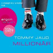 Cover-Bild zu Jaud, Tommy: Millionär (Audio Download)