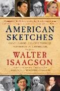 Cover-Bild zu Isaacson, Walter: American Sketches (eBook)