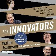 Cover-Bild zu Isaacson, Walter: The Innovators (Audio Download)