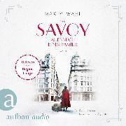 Cover-Bild zu Wahl, Maxim: Das Savoy - Aufbruch einer Familie (Audio Download)