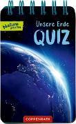 Cover-Bild zu Noa, Sandra: Unsere Erde-Quiz