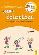 Cover-Bild zu Haider, Claudia: Lernen mit Teo und Tia - Ich lerne Schreiben - Kindergarten/Vorschule