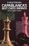 Cover-Bild zu Chernev, Irving: Capablanca's Best Chess Endings
