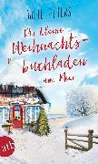 Cover-Bild zu Peters, Julie: Der kleine Weihnachtsbuchladen am Meer (eBook)