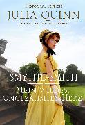 Cover-Bild zu Quinn, Julia: Mein wildes, ungezähmtes Herz (eBook)