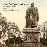 Cover-Bild zu Goethe, Johann Wolfgang von: Hermann und Dorothea