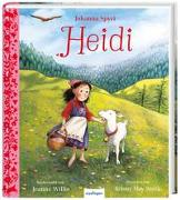 Cover-Bild zu Willis, Jeanne: Heidi