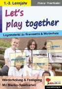 Cover-Bild zu Let's play together (eBook) von Thierfelder, Prisca