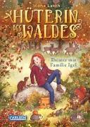 Cover-Bild zu Larch, Mona: Hüterin des Waldes 3: Theater mit Familie Igel (eBook)