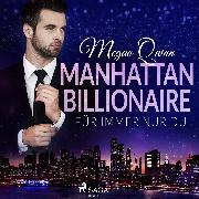 Cover-Bild zu Quinn, Megan: Manhattan Billionaire - Für immer nur du (Audio Download)
