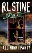 Cover-Bild zu Stine, R. L.: Fear Street: All-Night Party (eBook)