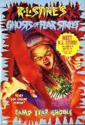 Cover-Bild zu Stine, R. L.: Camp Fear Ghouls (eBook)